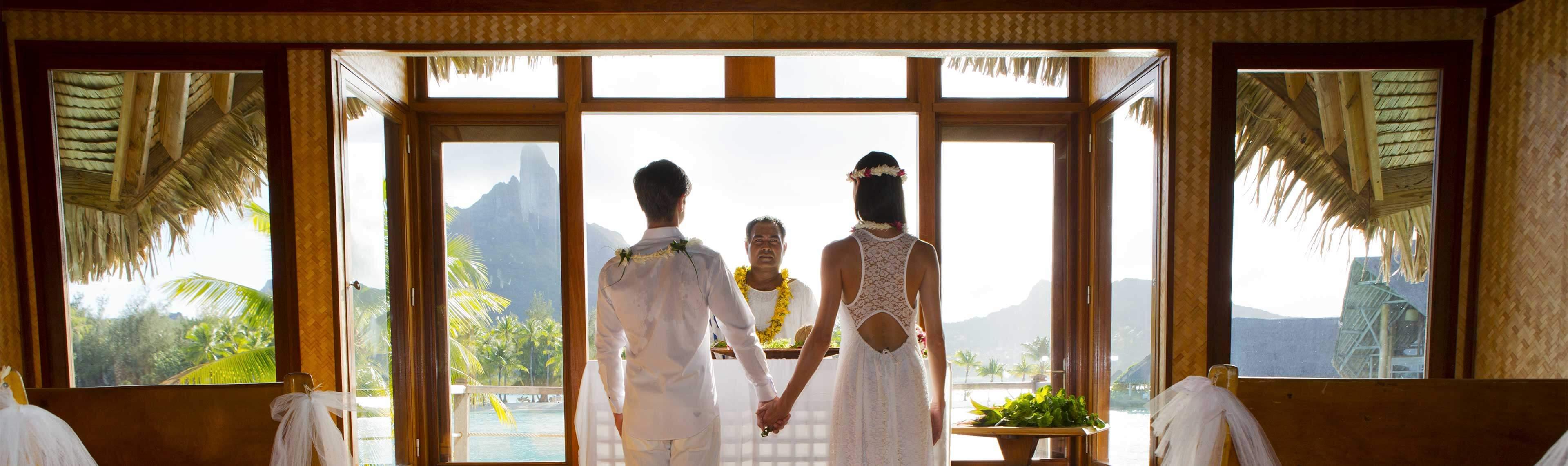 getting married tahiti